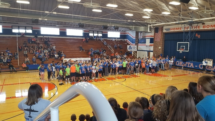 AOHS PEP ASSEMBLY