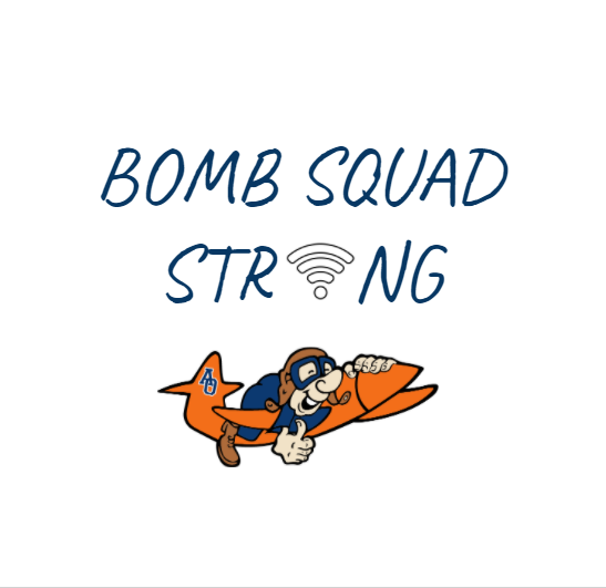 Bomb Squad Strong